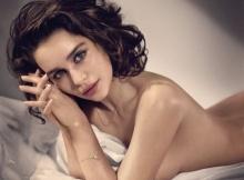 เอมมิเลีย คลาร์ก ผู้หญิงเซ็กซี่ที่ยังมีชีวิตอยู่2015 จากนิตยสาร Esquire