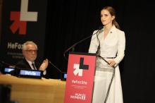 เอ็มม่า วัตสัน กับสุนทรพจน์เปี่ยมพลังในแคมเปญ HeForShe