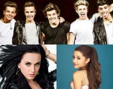 เจ๋งเวอร์! One Direction ฟันสามรางวัลงาน MTV EMAs 2014