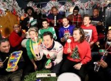 One Direction ร้องเพลงสุดพิเศษ แทนของขวัญคริสต์มาส!