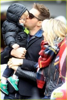อบอุ่นจัง! ไมเคิล บูเบล พาครอบครัวเที่ยววันคริสต์มาส