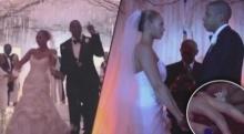 โชว์หวาน บียอนเซ่ และ เจย์ ซี เผยคลิปแต่งงานที่น้อยคนจะได้เห้น