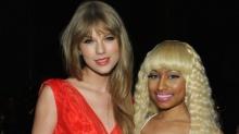 ดราม่าคนดัง! เมื่อ Nicki Minaj และ Taylor Swift ฟัดกันนัวในทวิตเตอร์