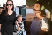 น๊อกซ์ ลูกชาย แบรด-โจลี่ ตื้อขอเรียนขับเครื่องบิน
