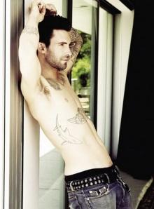 pic:: อดัม เลอวีน หนุ่มหล่อที่เซ็กซี่ ที่สุดในโลก ประจำปี 2013