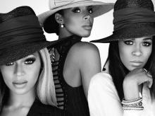 Beyonce ตื้นตัน สามสาว Destinys child รีเทิร์น