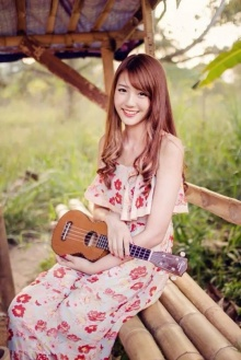 Joyce Chu สาวมาเลเซียสุดฮอต