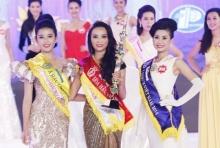 ชมภาพ สาวน้อยวัย 18  เหวียน เฉา ขี่ เดวียน ซิวมงกุฎมิสเวียดนาม2014