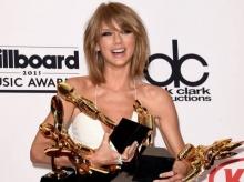 เริ่ด ปัง อลังการ เทย์เลอร์ สวิฟต์ รับไป 4 รางวัล ในงาน MTV Award