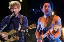 งานเข้า Ed Sheeran ถูกฟ้อง700ล้านฐานลอกเพลงคนอื่น !!