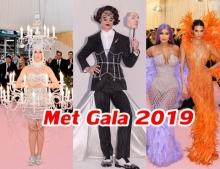 ชมเหล่าซุปตาร์ทั่วโลก เดินพรมแดง ร่วมงาน  Met Gala 2019