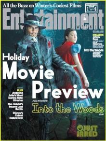 """""""จอห์นนี่ เดปป์"""" นำทีมนักแสดง  Into the Woods ขึ้นปก Entertainment Weekly ฉบับพิเศษ"""
