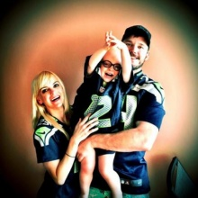 คริส แพตต์ แชร์รูปครอบครัวสุดน่ารัก!!