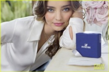มิแรนดา เคอร์ สวย ตะลึง ในโฆษณาตัวใหม่!