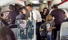 โจลี และ พิตต์ เมินเฟิร์สคลาส!! หอบครอบครัวขึ้นชั้นราคาประหยัด ก่อนบินจากเมืองปารีสไปสู่เมืองนีซ