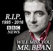 ลาก่อน มิสเตอร์บีน ! คุณจะอยู่ในความทรงจำเราตลอดไป