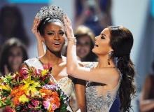 วินาทีประทับใจ Miss Angola คว้า มิสยูนิเวิร์ส 2011