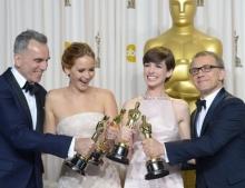อาร์โก คว้าหนังเยี่ยมออสการ์ 2ดาราหญิงรุ่นใหม่ผงาด รุ่นเก๋าคว้าฝ่ายชาย