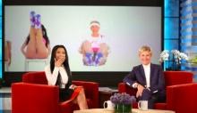 Ellen ทำคลิปเต้น Anaconda ล้อเลียน Nicki Minaj