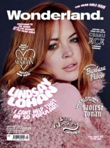 ลินด์เซย์ โลฮาน กับแฟชั่นเซ็ทล่าสุดบน Wonderland Magazine