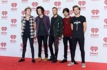 5 หนุ่มหล่อ One Direction ในงานพรหมแดง iHEARTRADIO MUSIC FESTIVAL