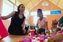 น้องพิ้งค์ เด็กไทยหนึ่งเดียวผู้กล้าปฏิเสธซุปตาร์ Kim Kardashian