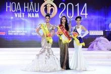 รวมภาพจากเวที มิสเวียดนาม 2014