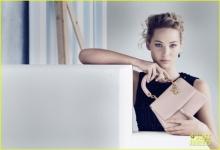 เจนนิเฟอร์ ลอว์เรนซ์ สวยเลิศในแคมเปญใหม่จาก Dior