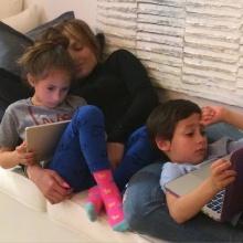 เจโล กับลูกแฝด ในวันหยุดแสนสนุก!