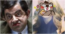 สวยเด็ด !! แอบส่องลูกสาวของ Mr.Bean