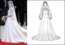 ดีไซเนอร์อ้างเตรียมฟ้องแบรนด์ดัง ขโมยผลงานชุดแต่งงานเจ้าหญิงเคท