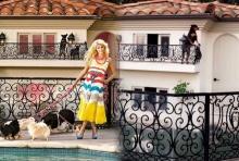 แม้แต่บ้านหมา ของ ปารีส ฮิลตัน ยังอลังการ!! (กระทู้นี้มีคลิปนะจ๊ะ^^)