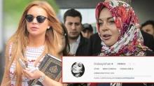 ล้างภาพไอจี ส่องชีวิตใหม่ ลินด์เซย์ โลฮาน หลังเปลี่ยนมานับถือศาสนาอิสลาม!!!