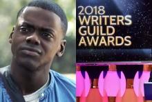 """""""Get Out"""" คว้ารางวัลใหญ่สมาคมนักเขียนบทอเมริกา"""