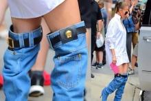 อย่างแนว!!เจโล ภูมิใจนำเสนอ แฟชั่นกางเกงแบบใหม่ไม่เจ๋งจริงเลียนแบบไม่ได้!!