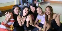 Tiger Girls เกิล์ลกรุ๊ป วงแรกของพม่า