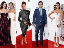 ศิลปินดังตบเท้ารับรางวัล People's choice Awards 2014