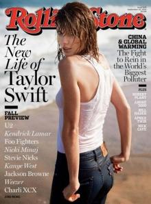 แฟชั่นริมทะเลของ เทย์เลอร์ สวิฟต์ ใน Rolling Stone Magazine