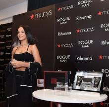 ริฮานน่า เปิดตัวน้ำหอม ROGUE MAN by Rihanna