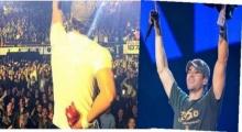 (คลิป) เอ็นริเก้ โชว์สปิริตแรงกล้า!!! เล่นคอนเสิร์ตทั้งที่มืออาบเลือด!