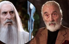 ด่วน! ปิดตำนาน′คริสโตเฟอร์ ลี′ พ่อมดซารูมาน แห่งThe Lord of the Rings ด้วยวัย93ปี