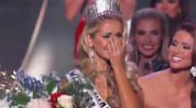 งดงาม เลอค่า รวมภาพสาวงามผู้ครองมงกุฎ  Miss USA 2015