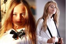 หนูน้อยคนนี้ คือ เด็กที่ถูกยกย่องว่าสวยที่สุดในโลก