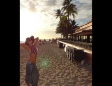 Pic : ปารีส ฮิลตัน in Hawaii