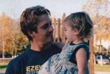 สุดซึ้ง! ลูกสาว พอล วอล์คเกอร์ โพสต์ภาพอวยพรวันเกิดให้พ่อ
