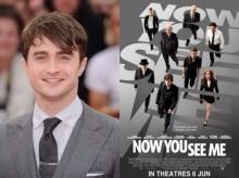 คอนเฟิร์มแล้ว Daniel Radcliffe เตรียมร่ายคาถาใน Now You See Me 2 !!!