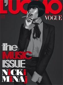 นิกกี้ มินาจ กับลุคสุดเท่ห์บนปก L'Uomo Vogue