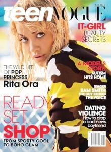 """""""ริต้า โอร่า"""" กับแฟชั่นสุดแนวจาก Teen Vogue"""