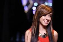 คริสตินา กริมมี นักร้องสาวขวัญใจชาวเดอะวอยซ์!