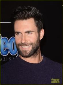 อดัม เลอวีน พา Maroon 5 ขึ้นโชว์งาน People Mag Awards 2014